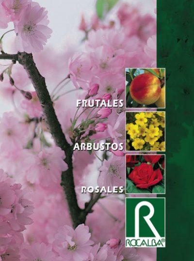 Catálogo Frutales, Arbustos y Rosales